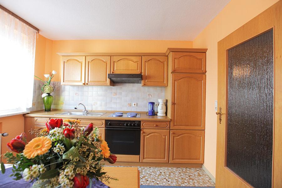 Küche Appartement Schöneberg